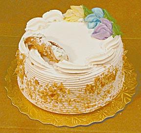 Cannoli Layer Cake King Kullen