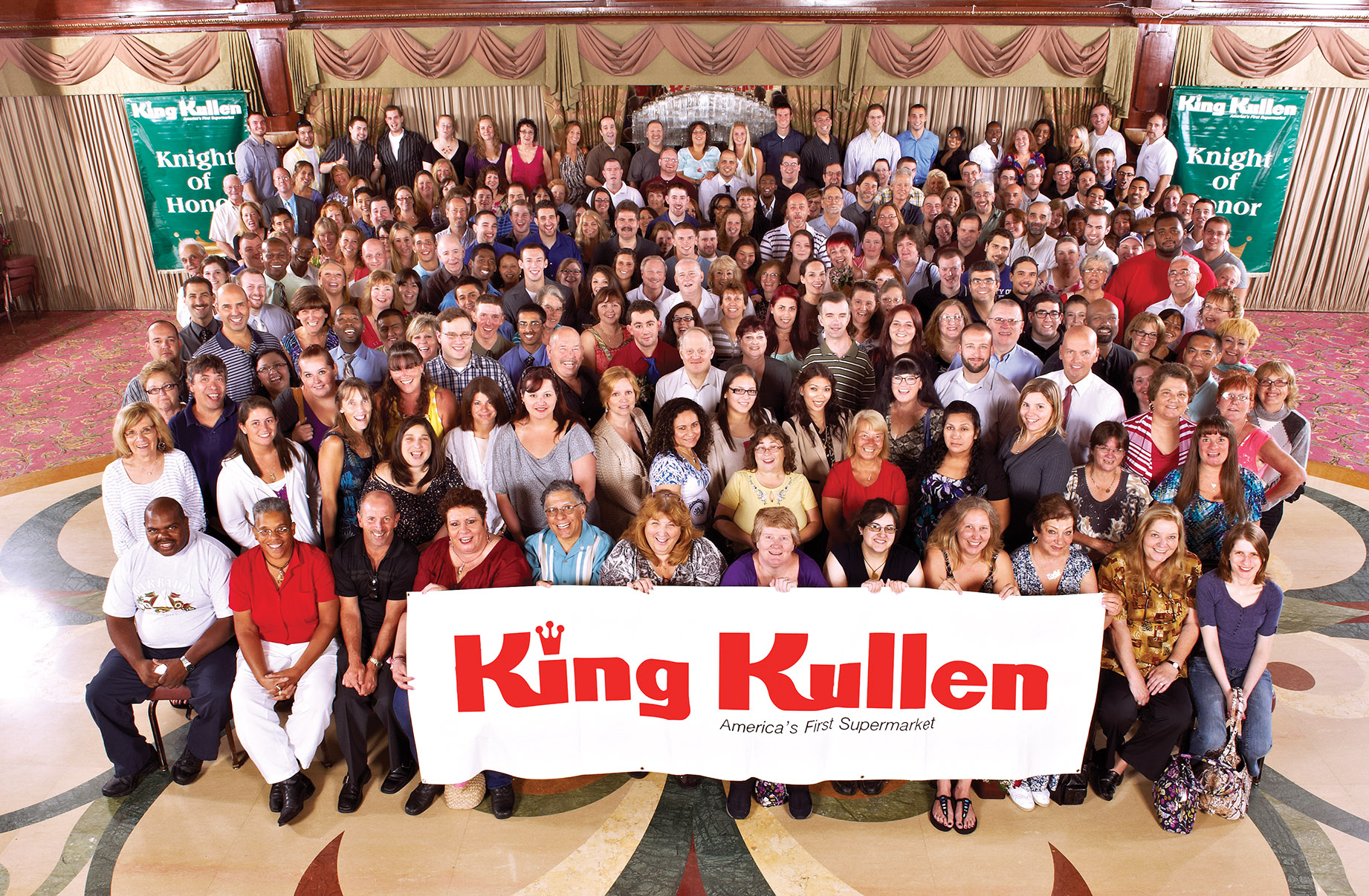 Knights of Honor 2012 King Kullen
