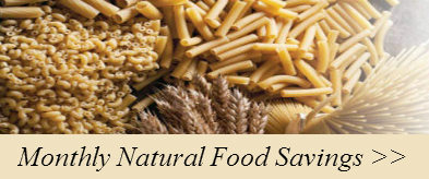 Natural Food Savings