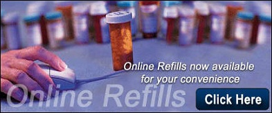 Online Prescription Refills at King Kullen