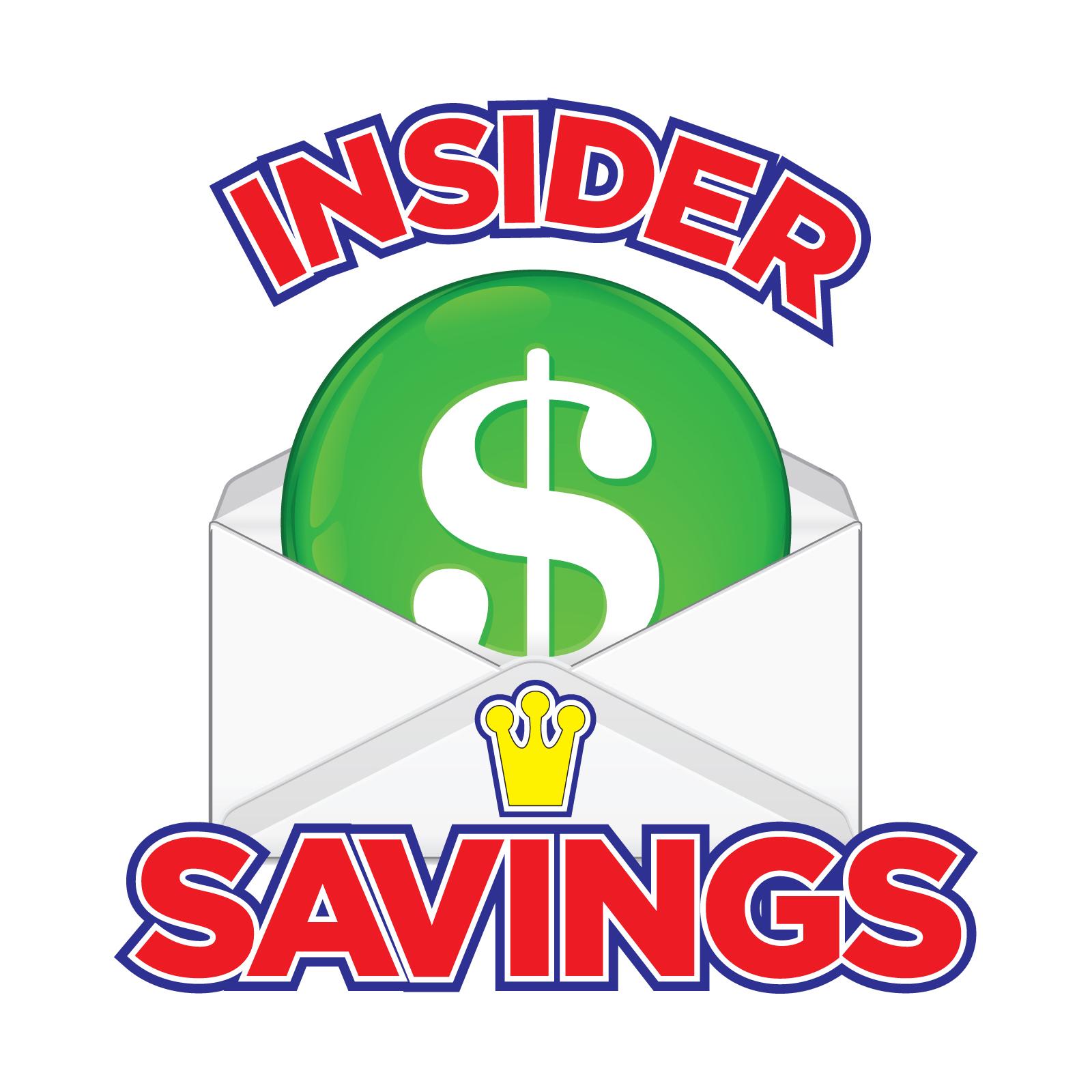 Insider Savings