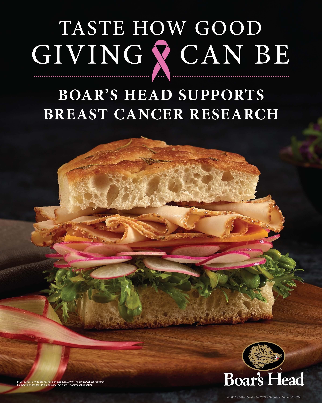 King Kullen Observes Breast Cancer Awareness Month - King Kullen