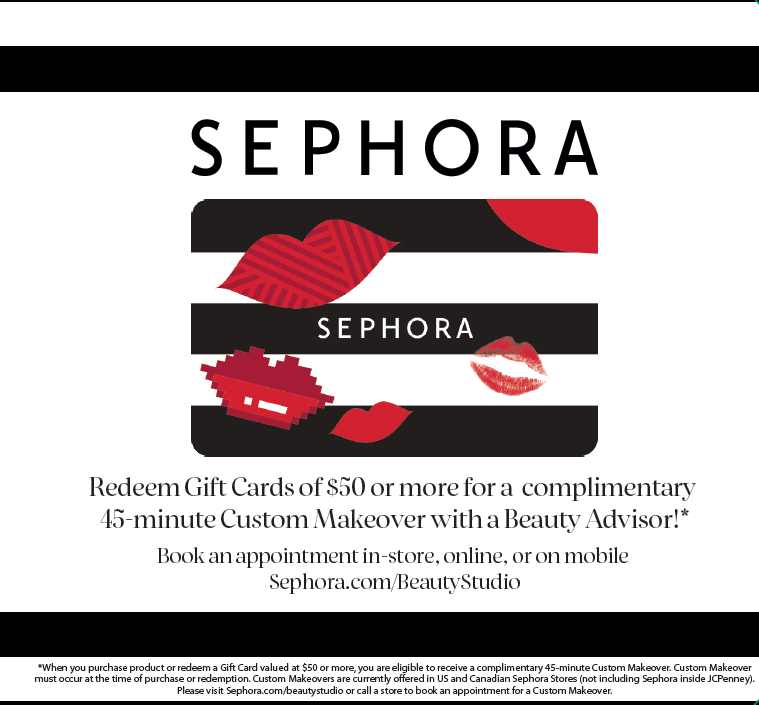 Receive A Makeover From Sephora King Kullen