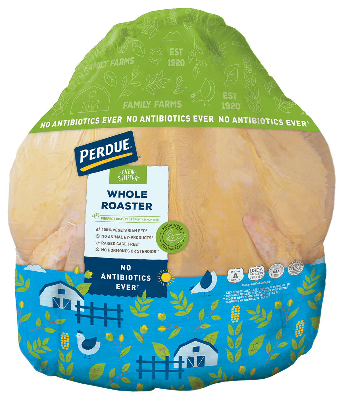Perdue S New Packaging King Kullen