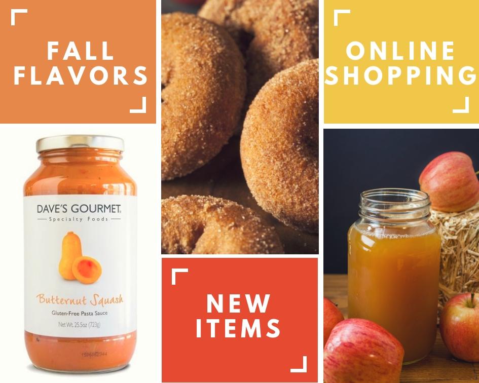 New items for online grocery shopping delivery king kullen for King kullen garden city park ny
